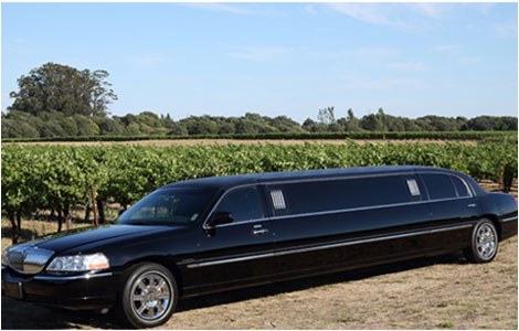 Limo service in Napa Valley and San Francisco