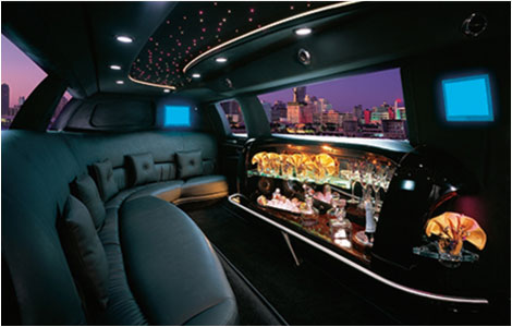 Look inside our limo service for Napa Valley and Sonoma County